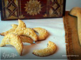 Китайское песочное печенье