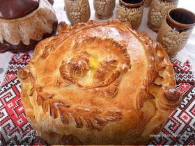 Блинный пирог «Курник»