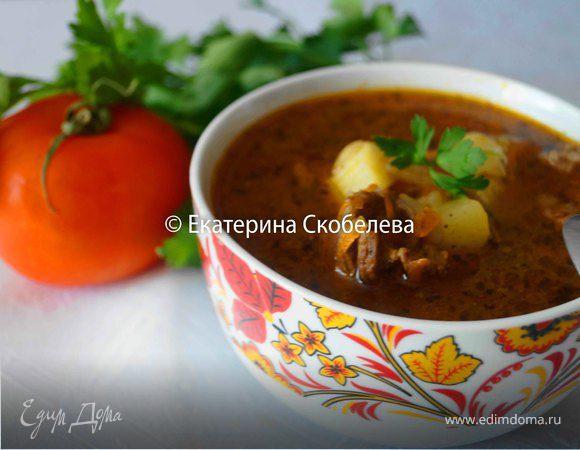Суп-гуляш