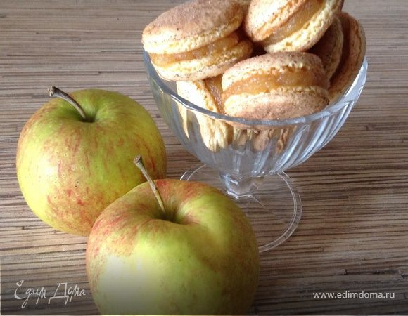 Детские яблочные пирожные