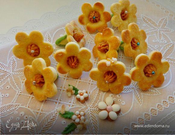 """Печенье """"Улыбка весны"""""""