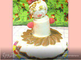 """Желейный торт """"Барышня"""""""