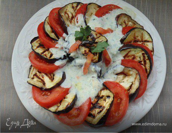 Кольцо из летних овощей