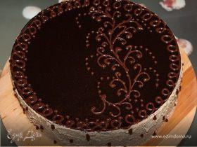 Шоколадно-миндальный моккачино