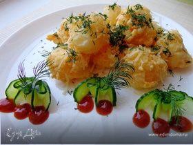 Легкая сырная закуска во французском духе