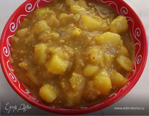 Картофель карри