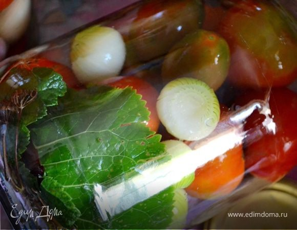 Луковые помидоры