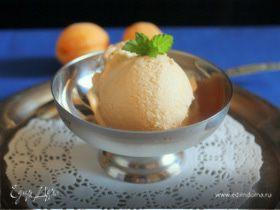 Абрикосовое мороженое