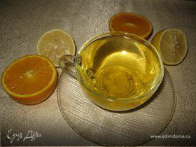 Ромашковый чай с цитрусовыми