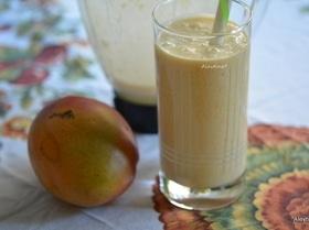 Кремовый манго смузи