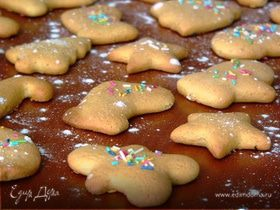 Печенье на капустном рассоле