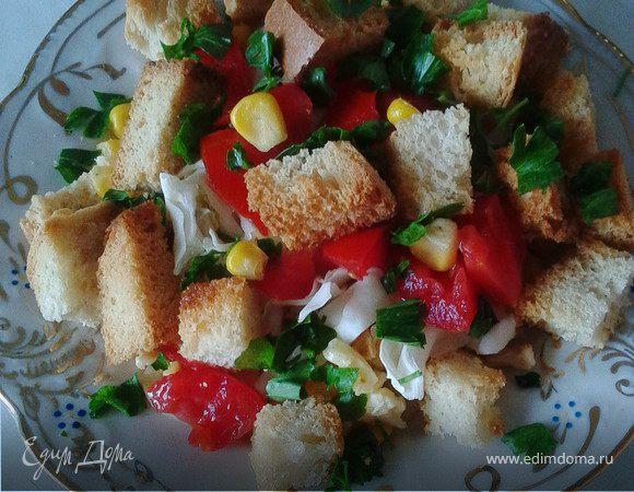 Праздничный салатик к Новому году