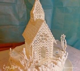 Торт «Белое безмолвие»