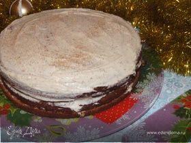 Имбирно-пряничный торт