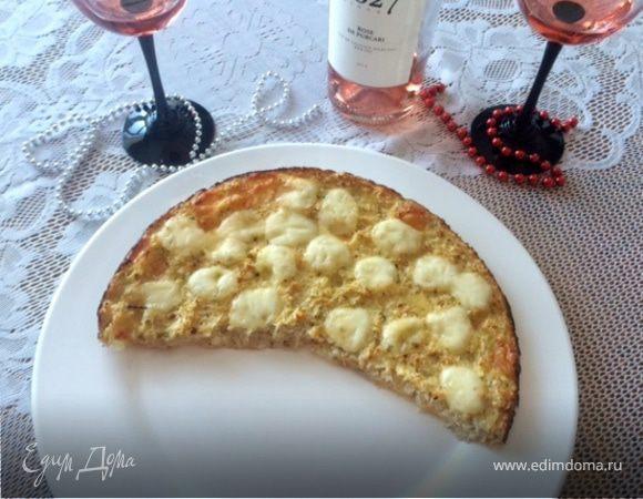 Пицца из цветной капусты