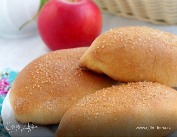 Нежные пироги с яблоками