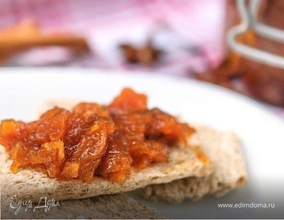 Кисло-сладкий соус из лука