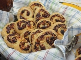 Закусочное берлинское печенье