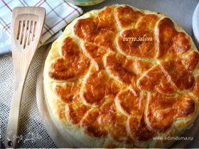 Капустный пирог «Любимый»