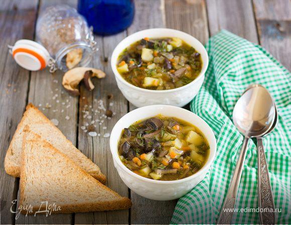 суп грибовница рецепт