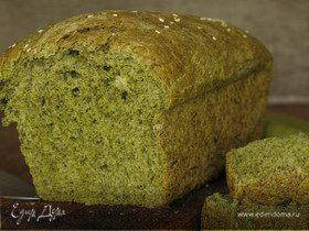 Хлеб с крапивой