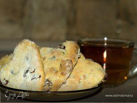 Имбирно-лимонное печенье