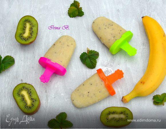Рисовое мороженое