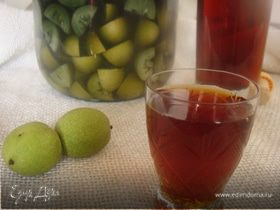 Ликер из зеленых грецких орехов «Ночино»