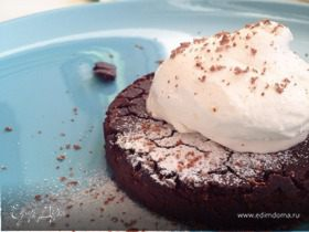 Веганский, гречневый пирог с аргановым маслом