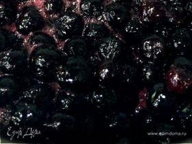 Классическое варенье из черноплодной рябины