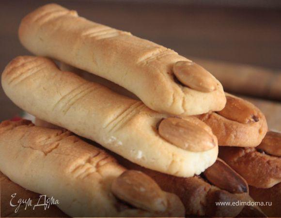 Печенье «Ведьмины пальцы»