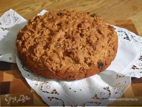 Ореховый хлеб с сухофруктами