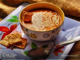 Крем-суп из тыквы «Теплое настроение»