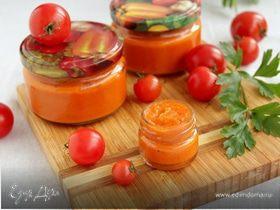 Соус из запеченных помидоров
