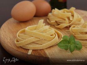 Рецепт настоящей итальянской пасты