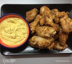Куриные крылья Southern style