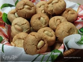 Пряники с арахисом