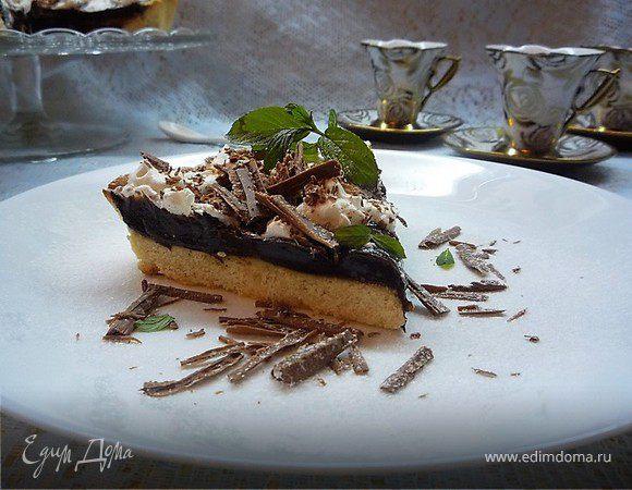Шоколадный пирог по-мисиссипски