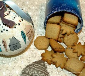 Шведское рождественское печенье