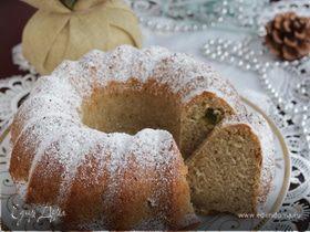 Имбирный кекс c цукатами