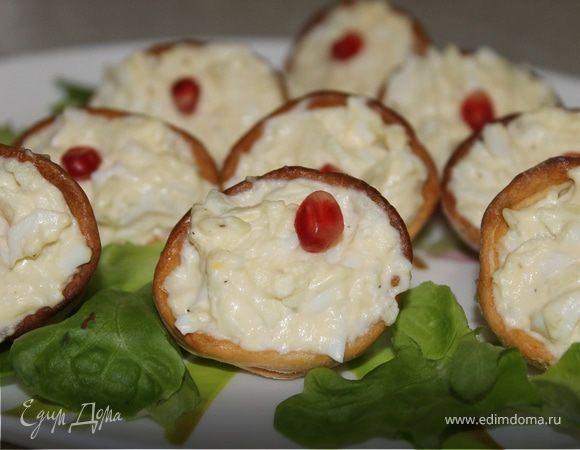 Советский новогодний салат