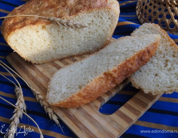 Хлеб с манной крупой
