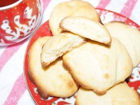 Печенье бисквитное на сметане