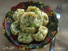 Вареники с картофелем и грибами «Самые любимые»
