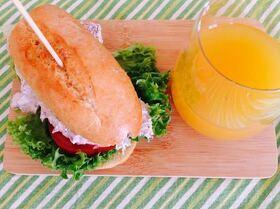 Сэндвич «Цахтон»