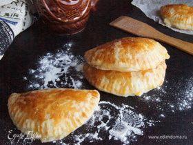 Эмпанадас с сыром и кукурузой