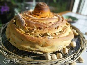 Закусочный хлеб «Вертушка»