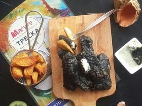 Рыба и чипсы по-новозеландски
