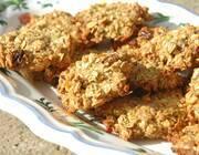 Овсяное печенье без муки и яиц