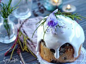 Глазурь для куличей Marshmellow fluff